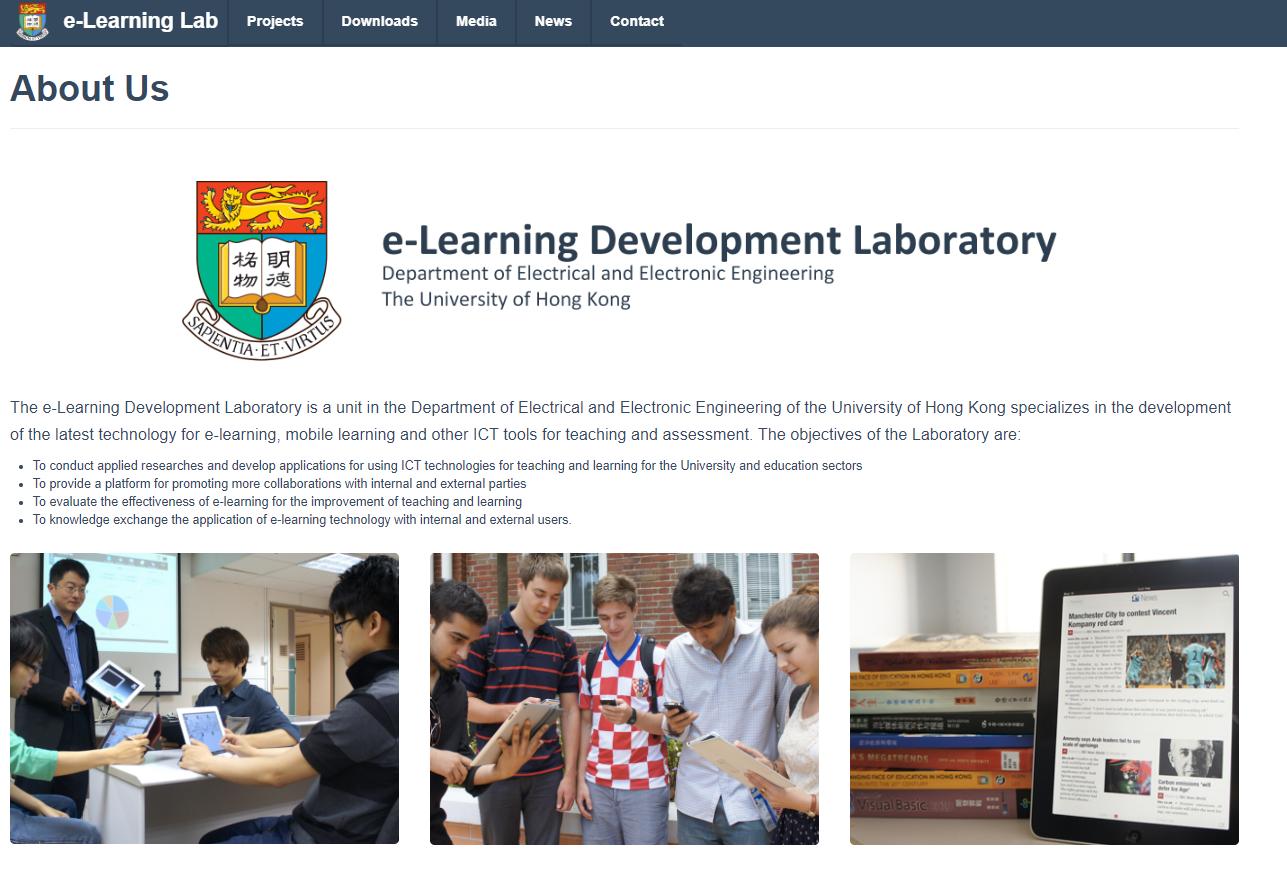 e-Learning Development Lab