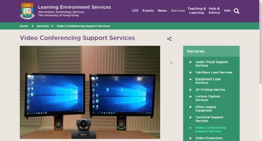 Video Conferencing Support Services