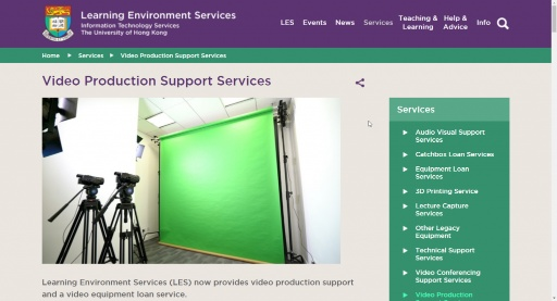 Video Production Support Services