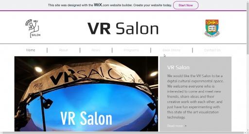 VR Salon
