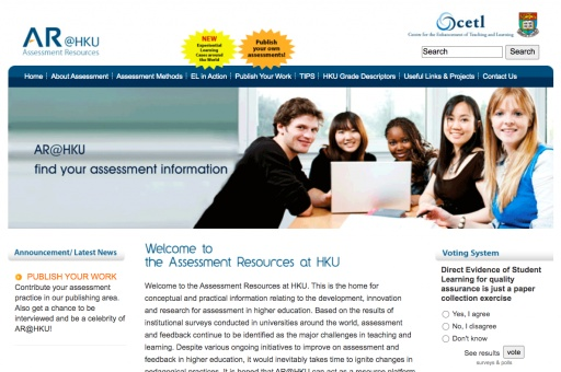 Assessment Resources @HKU
