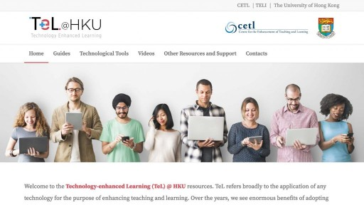 Technology-enhanced Learning (TeL) @ HKU