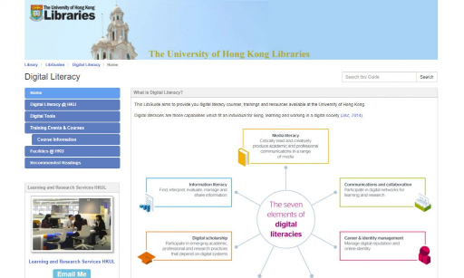 Digital Literacy LibGuide